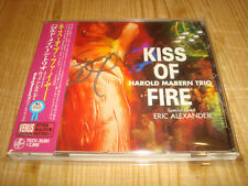 ERIC ALEXANDER HAROLD MABERN Kiss of Fire Audiophile VENUS JAPAN CD NEU Signiert