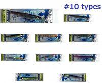 JACKALL sinking pencil bait lure SUREN 120S sea bass fishing 10types