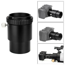 """Metal 2""""Extension Tube&2""""to M42*0.75 Adapter&Canon Camera Mount Adapter Black"""