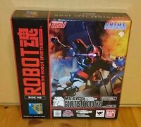 BANDAI ROBOT SPIRITS SIDE MS MS-07C-5 GOUF TEST PROTOTYPE Ver A.N.I.M.E. Figure