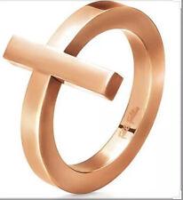 Folli follie Rose  Gold Ring RRP £50