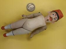 Antique Dolls German big soldier doll dollhouse  Katzhütte / Limbach 1900