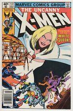 X-Men #131 Marvel Comics 1980, Byrne, 1st app White Queen
