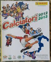 ALBUM FIGURINE CALCIATORI PANINI 2012,2013 VUOTO EDICOLA FOOTBALL STICKER SOCCER