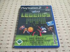 Taito Legends para PlayStation 2 ps2 PS 2 * embalaje original *