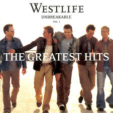 WESTLIFE Unbreakable Vol. 1 - The Greatest Hits CD Album 2002 NEUWARE Pop Hits !