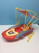 Barbie Dolphin Boat With Outboard Motor