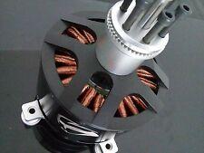 Motor Outrunner Brushless Serie120 18000w 24HP 70V 50KV Watercooling Version