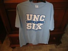Acc/Basketball/T-Shirt/Na tional/Champions(2017/Unc/ Tarheels)Preowned/Size/Xl