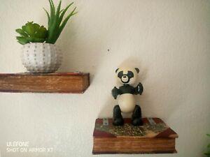 "2007 WowWee Robot Panda Rare HTF 7.5"" tested works"