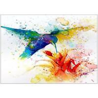 5D DIY Full Drill Diamond Painting Bird Cross Stitch Embroidery Mosaic Kits #gib