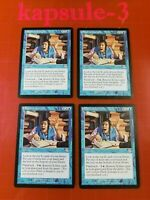 4x Flash of Insight | Judgment | MTG Magic The Gathering Cards