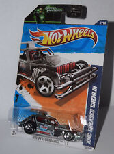 HOT WHEELS Greased Gremlin AMC Gremlin - 2011 HW Performance - Green Lantern