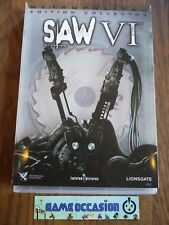 SAW 6 VI EDITION COLLECTOR DVD VF VO VOSF