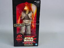 "Vintage Star Wars JAR JAR BINKS Episode 1  12""  Figure  #rk2"