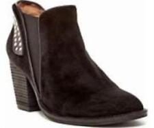 Jeffrey Campbell Kabru Black Womens Studded Booties Boots Sz 6