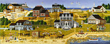 Charles Wysocki SALTY WITCH BAY MuseumEdition™ Giclee Canvas #2