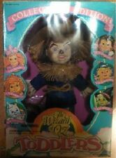 The Wizard of Oz Toddlers Lil Scarecrow Doll Collectors Edition