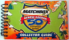 Matchbox Collectors Guide 50th Birthday Series Full Color Pictures Fun Facts