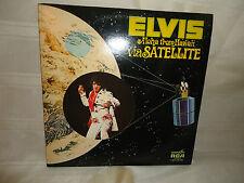 ELVIS ALOHA FROM HAWAII VIA SATELLITE 1972 - QUADRA DISC RCA VPSX-6089 2 RECORD