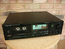 Onkyo Ta-2600 Three Head Cassette Deck
