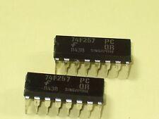 2pk - 74F257 - MUltiplexer  IC s