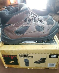 Red Head Ladies Everest Hiker 524110714W Sz 8M women's. Brown & Black