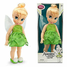 16'' DISNEY ANIMATORS' COLLECTION TINKERBELL ACTION FIGURES DOLL KIDS BABY TOY