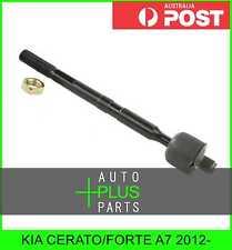 Fits KIA CERATO/FORTE A7 2012- - Steering Rack End Tie Rod