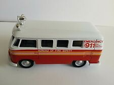 Corgi Classics Fire Marshall Fire Safety Volkswagen Van 1:43 scale 98475