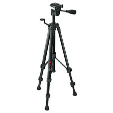 Compact Adjustable Legs Tripod 22 to 61in Swivel Base Lightweight Layout Tool