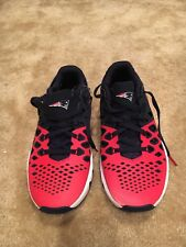 Size 7 New England Patriots Nike Train Speed 4 AMP Athletic Shoes New