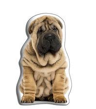 "Shar Pei Dog Gift – Beautiful Large 'Cuddle Cushion' approx18""x 16"""