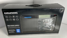 NEW! Grundig S450DLX Portable AM / FM / Shortwave Field Radio -Factory Sealed