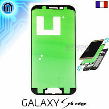 Joint Autocollant Ecran Galaxy S6 Edge, Sticker Adhesif LCD pour Samsung G925
