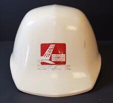 Champion Aviation Spark Plugs Bump Hard Hat White Msa Company Nobby Cap