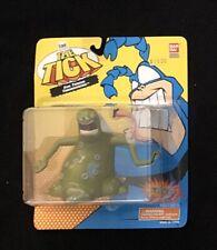 "The TICK ""Evil Tongue Thrakkorzog"" Action Figure BanDai Fox Kids 1995 NOC"