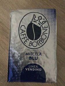 Caffè Borbone 1 KG grani Miscela Blu - Kaffeebohnen 1 KG Borbone Blaue Mischung