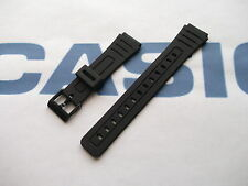 CASIO F91 F105 F94 RESIN AFTERMARKET 18MM WATER RESISTANT WATCH STRAP