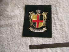 Vintage Patch with Shield Cabana