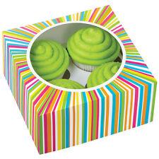 Scatole porta dolci Color Wheel Wilton Scatola colorata per muffin e altri dolci