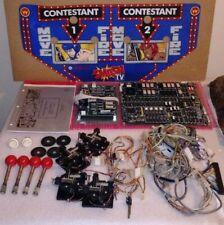 Williams Smash TV Arcade Kit JAMMA PCB Sound Wico Joysticks Harness Untested