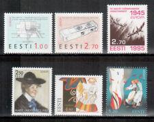 Estland Lot 1994-1998 EUROPA postfrisch