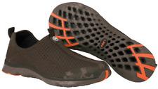 New Fox Chunk Camo Khaki Mesh Trainers Shoes Lightweight - All Sizes - Fishing
