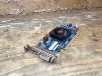 HP AMD Radeon HD7450 1GB PCIe x16 DVI/DisplayPort Graphics Card 697247-001_HH
