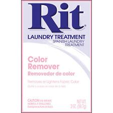Rit Dye Powder Color Remover 2oz