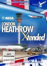 Mega Airport London Heathrow Xtended FSX/FSX:SE/P3D/FS2004