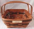 Longaberger 1993 Bayberry Christmas Edition Basket