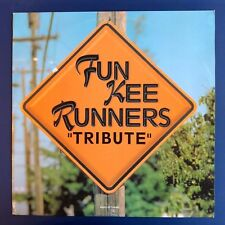 "Fun Kee Runners ‎– Tribute (Vinyl, 12"", MAXI 33 TOURS)"