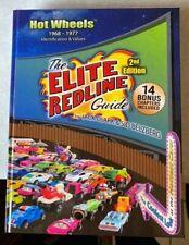Elite Redline Guide 2nd Edition Hot Wheels Book By JACK CLARK (LISTING #L2)